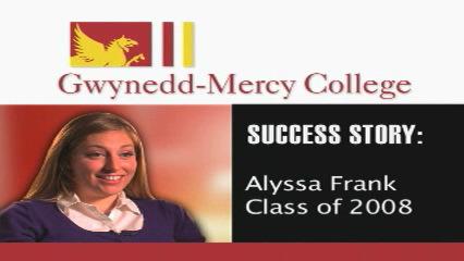 Online Video, Gwynedd Mercy College
