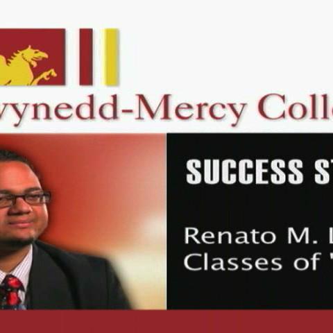 Gwynedd Mercy College Online Video