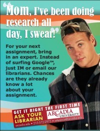 Pennsylvania Colleges Library Campaign