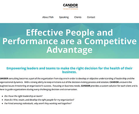 Candor Consulting
